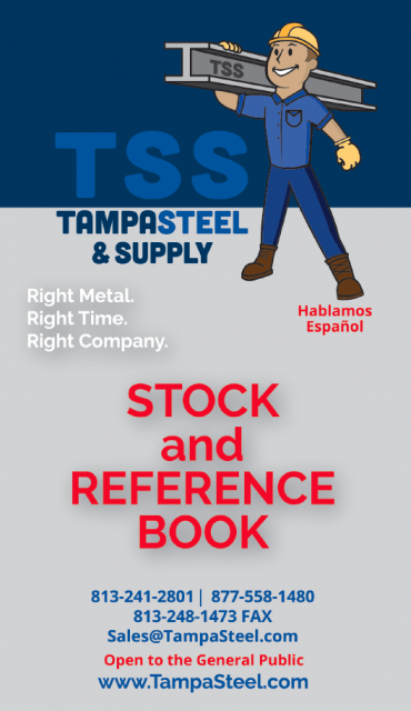 Stock and Reference Book