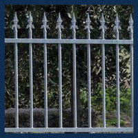 Ornamental Iron Fency Supply