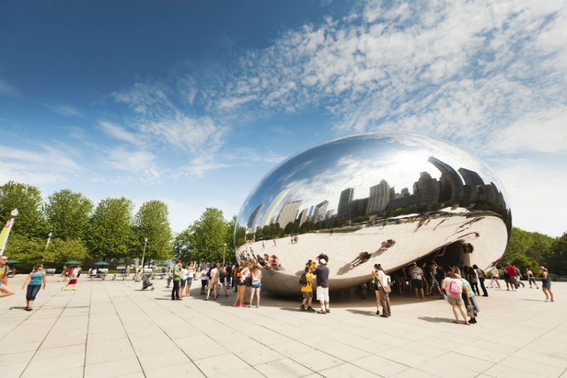 Famous Stainless Steel Sculptures