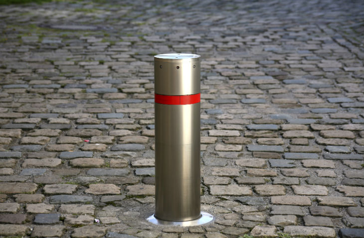 3 Uses For Steel Pipe Bollards Tampa Steel Amp Supply