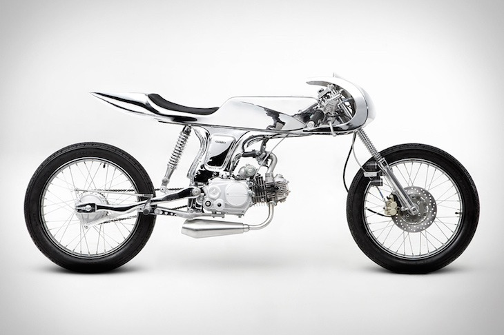 The Marvels of Motorcycle Welding