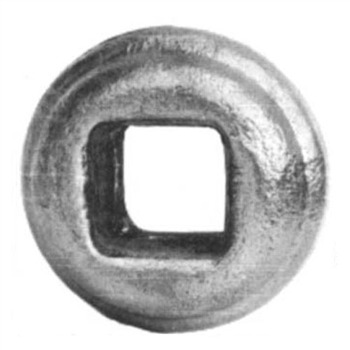 Steel Bushing Square
