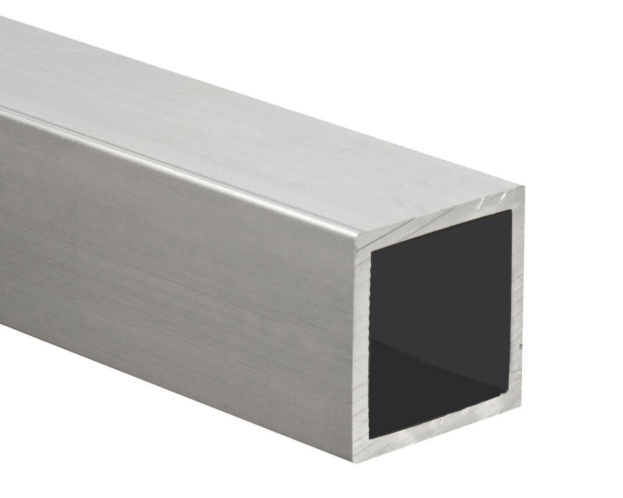 Aluminum Square Tubing 3 4 X 125 Tampa Steel Amp Supply