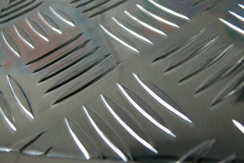 Aluminum Diamond Plate 48 X 96 4 X 8 Tampa Steel
