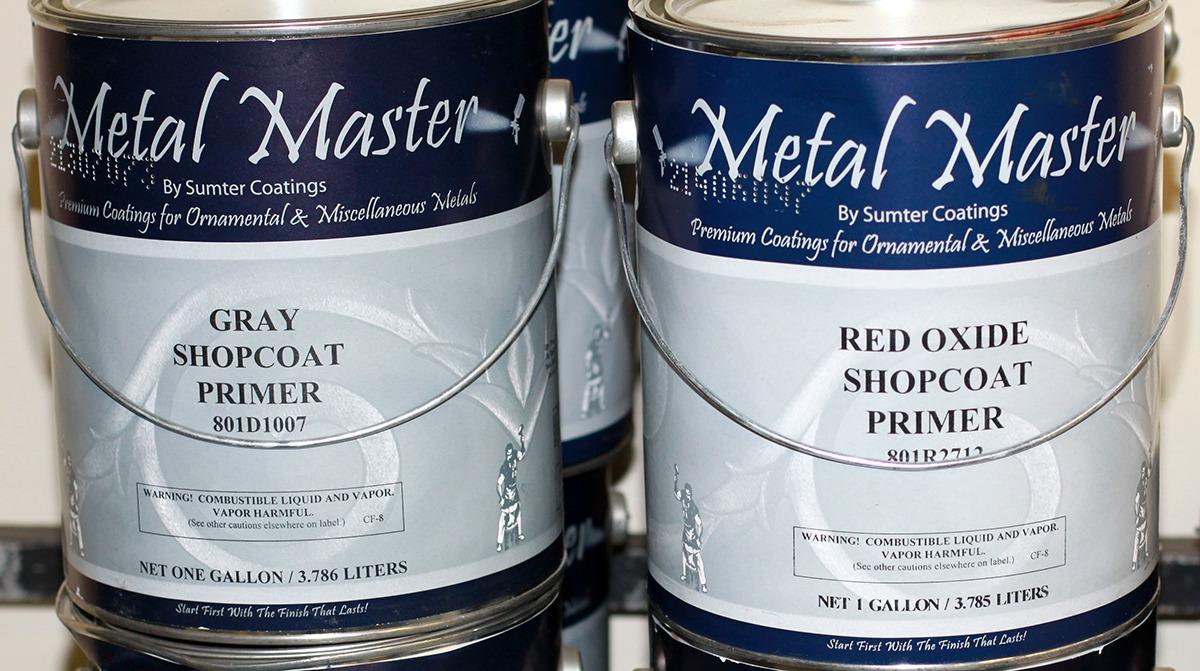 primer red oxide shopcoat 5 gal tampa steel supply. Black Bedroom Furniture Sets. Home Design Ideas