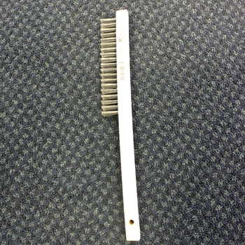 Long Wire Brush