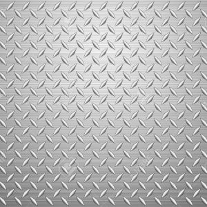Diamond Plate Steel