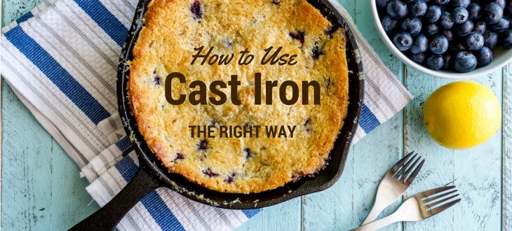 How to Take Care of Cast Iron Pans