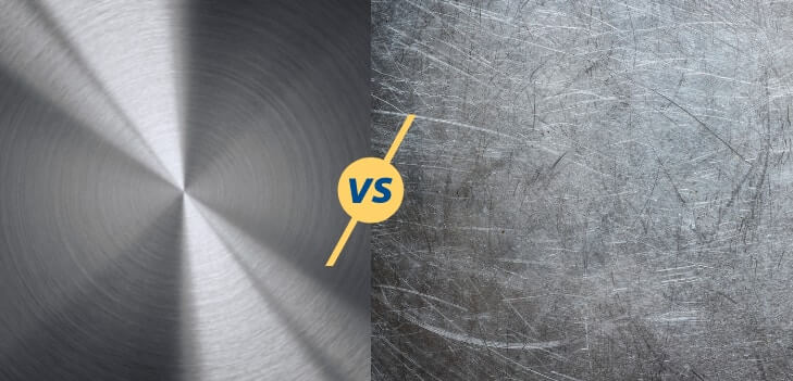 Mild Steel vs Stainless Steel